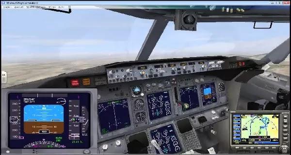 game simulator pesawat terbaik offline pc terbaik