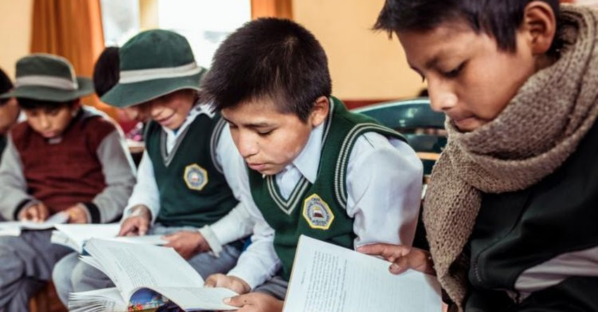 LAS TERTULIAS LITERARIAS: Proyecto de educación promueve lectura para mejorar la convivencia escolar