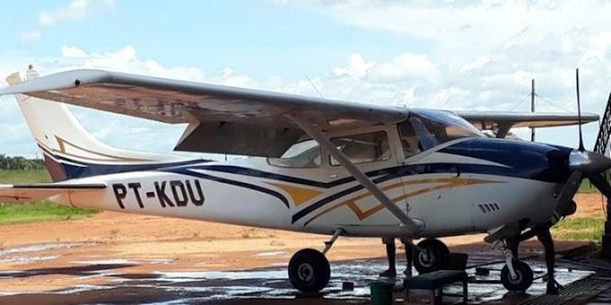Avião desaparecido em Itaituba: FAB faz buscas na região