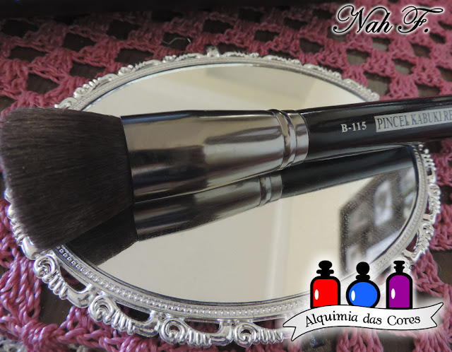 pincéis, macrilan, kit de pincéis, kabuki, b-115, maquiagem, pincel de base, pincel de corretivo, pincel de precisão, pincel chanfrado, natura, pincel de esfumar, vult