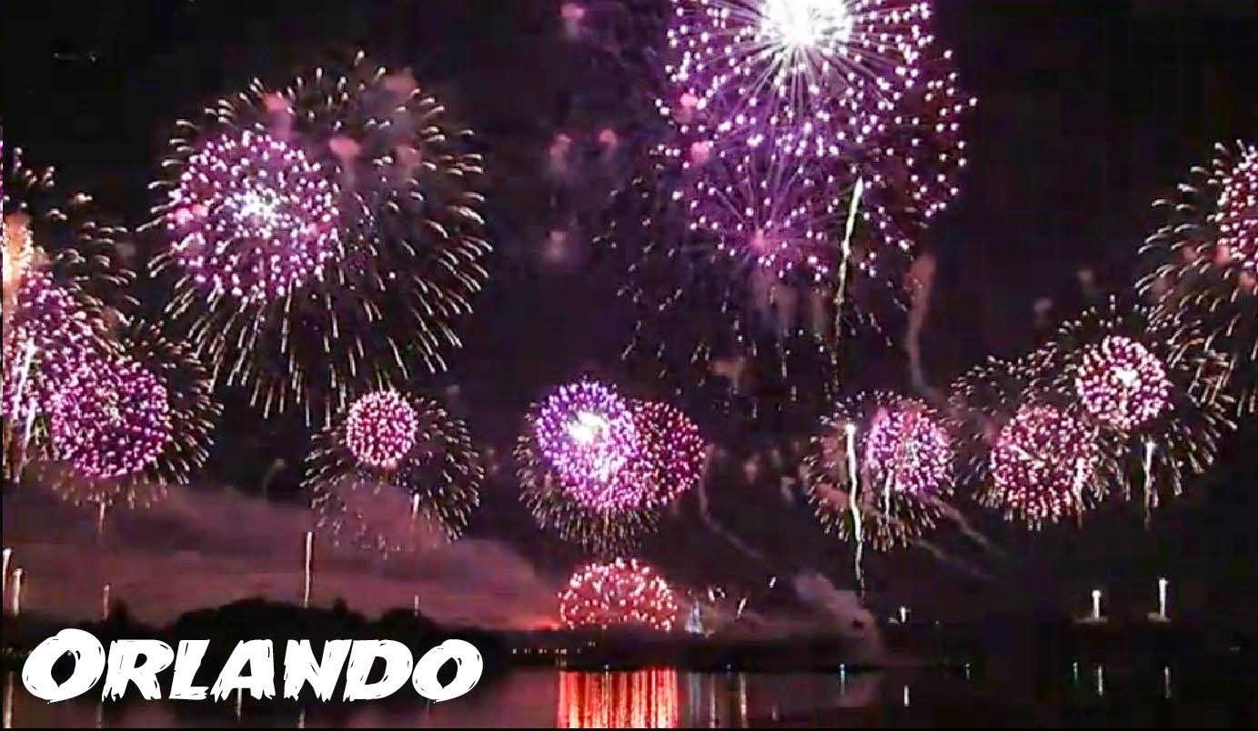 Happy New Year Eve Fireworks Images 2018 orlando