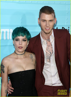 machine gun kelly halsey bieber