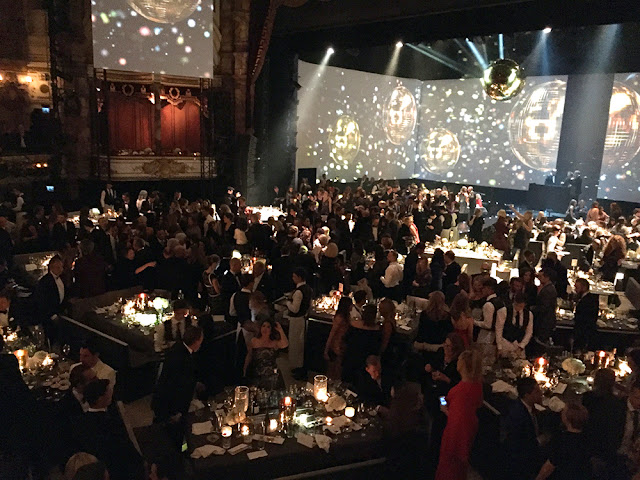 The British Fashion Awards 2015 at the Coliseum