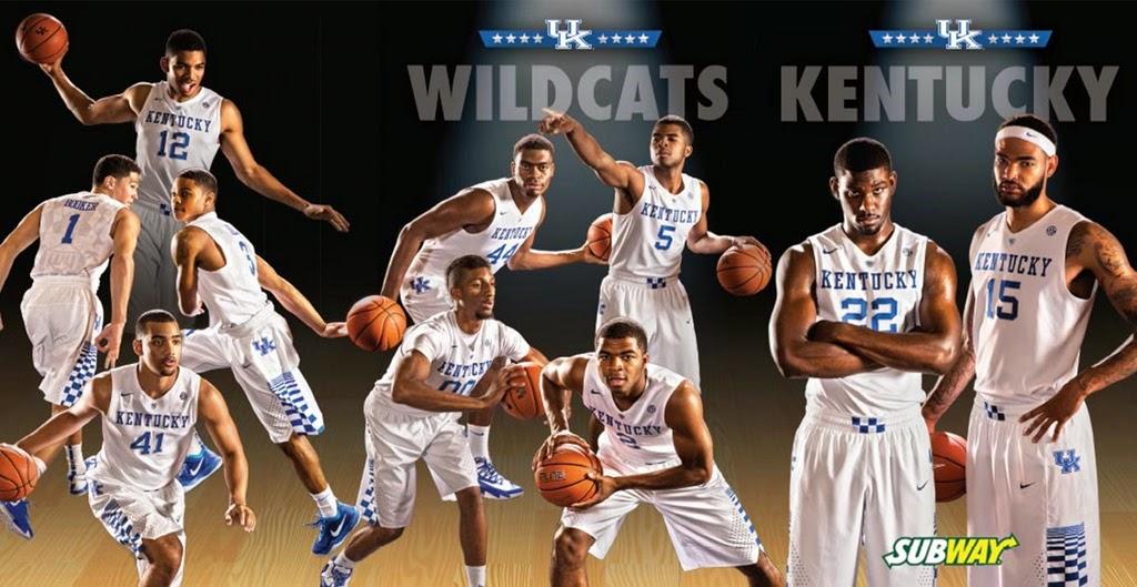 Kentucky Wildcats Men S Basketball: Big Blue Corner: Five Cats Make SEC Pre-season Teams