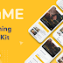 Edume - E Learning App Mobile UI Kit