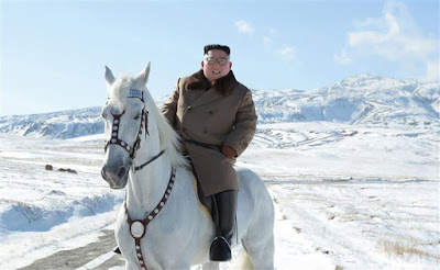 Kim Jong-un has definitely had some health problems.