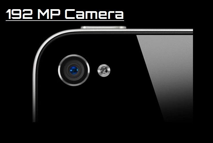 192 MP Smartphone Camera