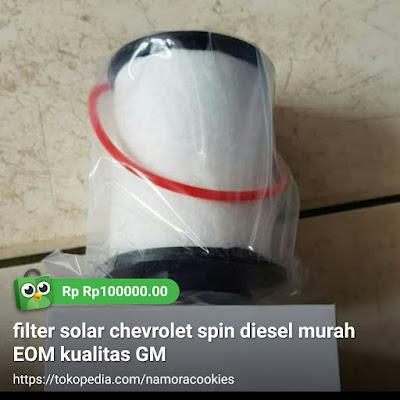 filter solar chevrolet spin diesel murah EOM kualitas GM
