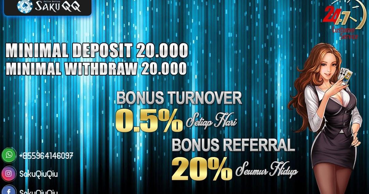 SakuQQ Situs Bandar Poker Online Terbaik dan Situs Judi