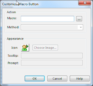 Customize Macro Button