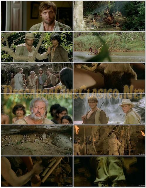 La montaña del dios canibal (1978) - Descarga Cine Clasico dcc - Capturas