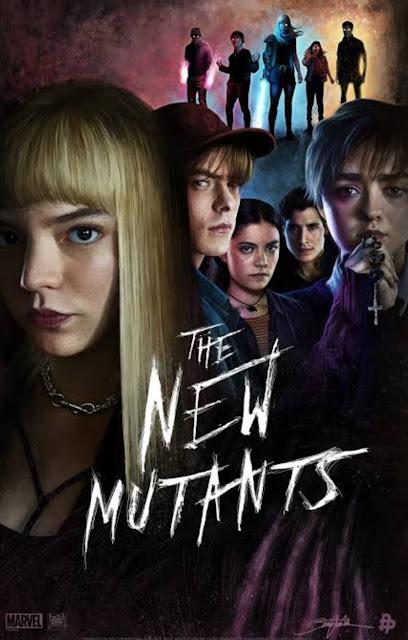 X-Men: The New Mutants (2020) Movie (English) BluRay [720p] [480p]