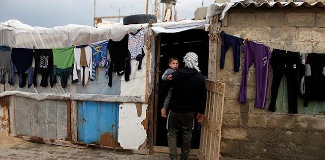 Muncul Infeksi Virus Di Komunitas, Gaza Di-Lockdown