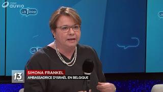ambassador Simona Frankel