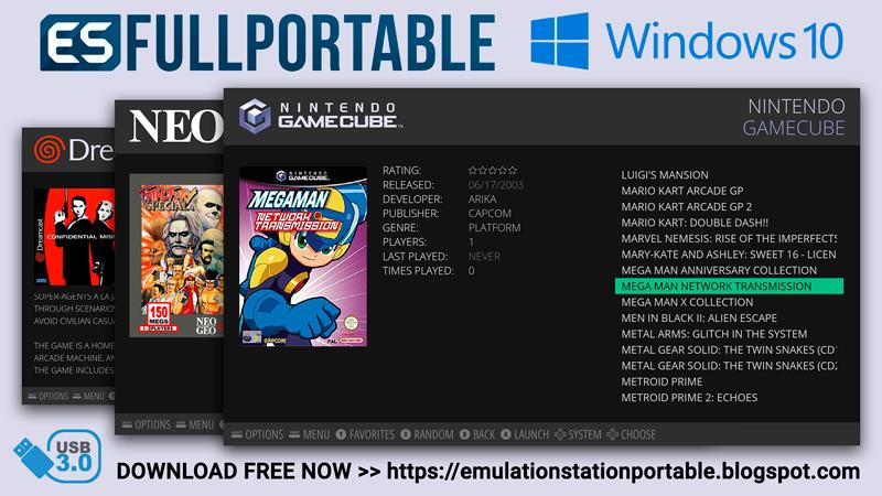 Emulation Station Full Portable -2019- ( NO ROMS ) - Emulation