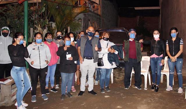 Abre Reconstruyamos Juntos Uruapan más Casas Amigas en varias colonias populares