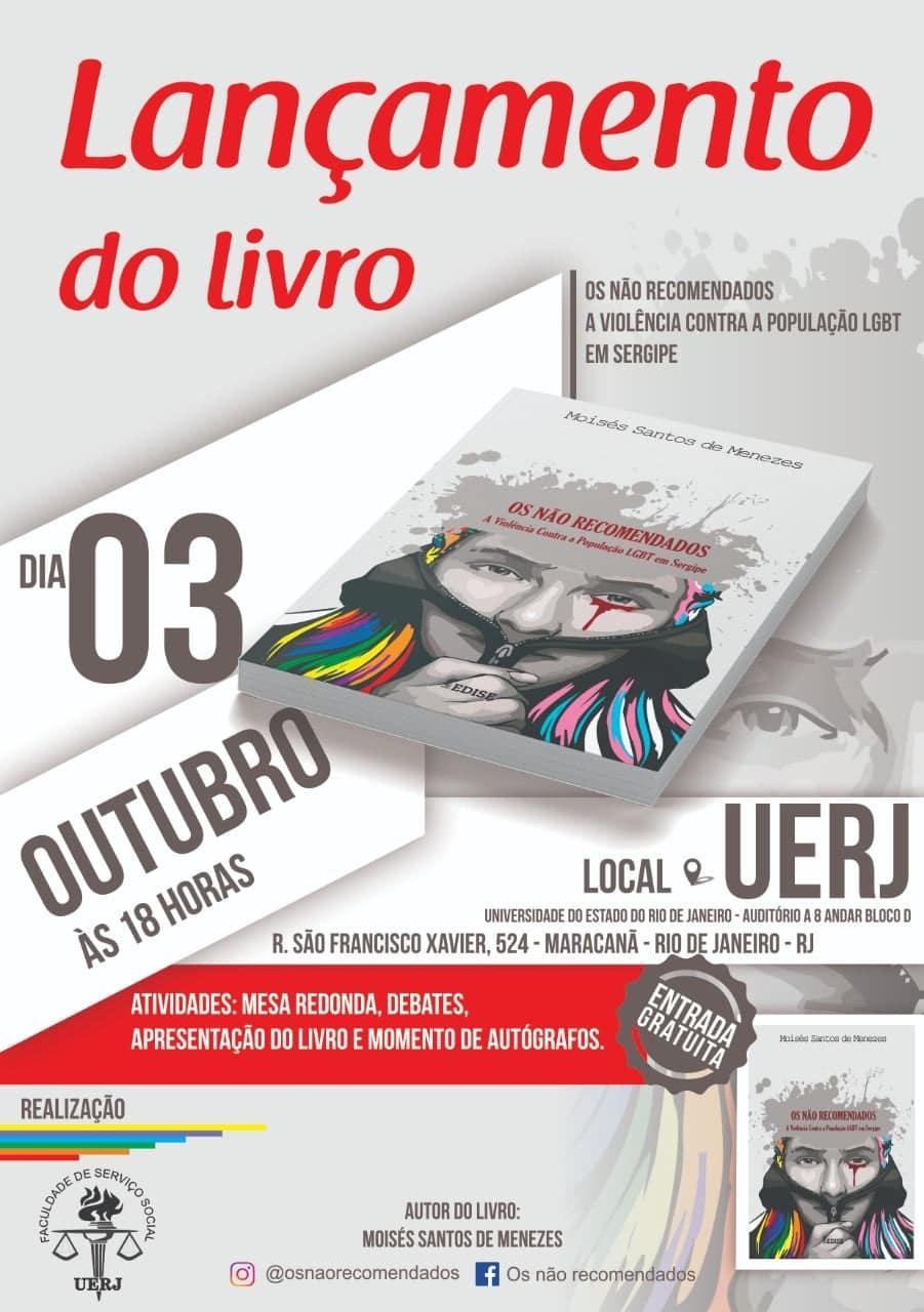 f6a61766db UERJ  OS NÃO RECOMENDADOS - A violência contra a população LGBT em Sergipe