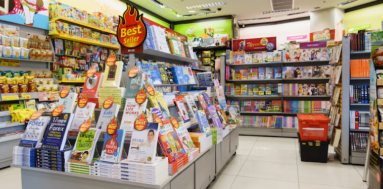 Info Daftar Alamat Dan Nomor Telepon Toko Buku Di Bandung