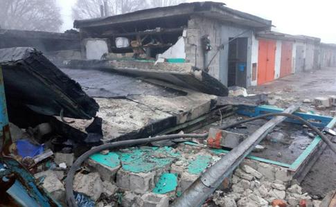 У гаражі у Харкові стався вибух: троє загиблих