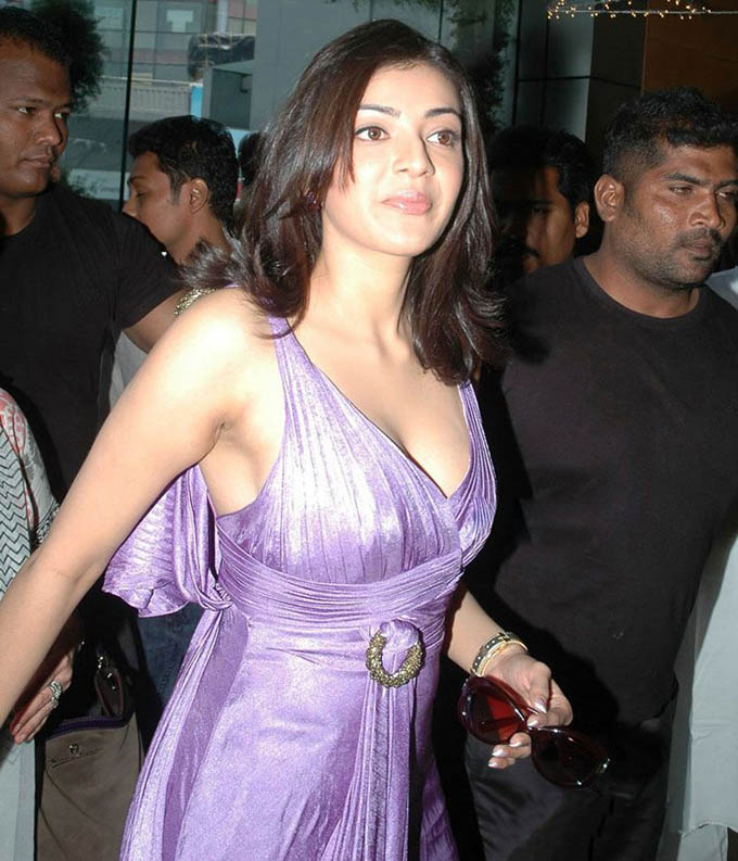 kajal agarwal without