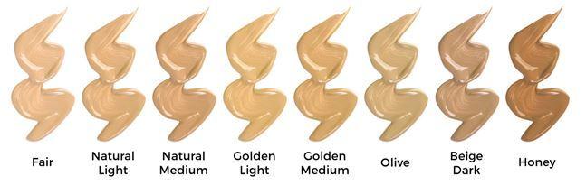lola's secret beauty blog: Osmosis Colour Long Wear Liquid