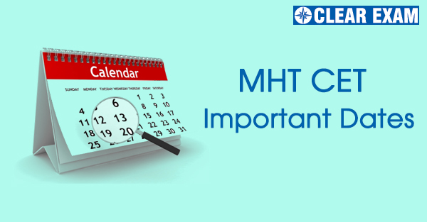 Amended Dates for MHT CET 2020 Now Out!