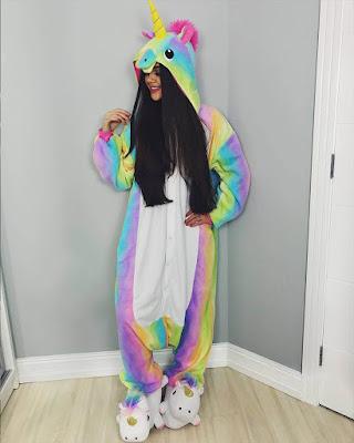 pijama de unicornio tumblr juvenil