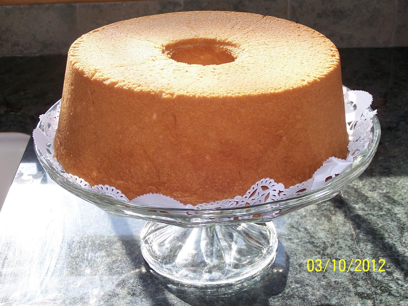 Lemon Pound Cake Using Swans Cake Flour