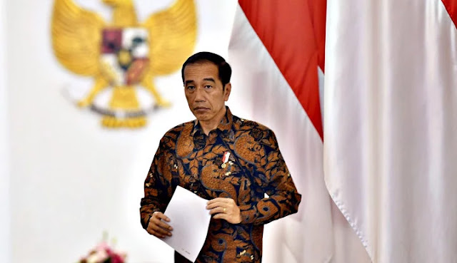 Jokowi Marah: Ibarat Tepuk Air di Dulang, Terpercik Muka Sendiri