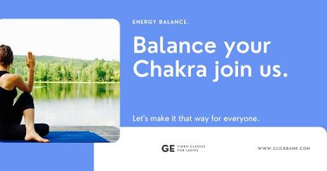Balance energy through Yoga