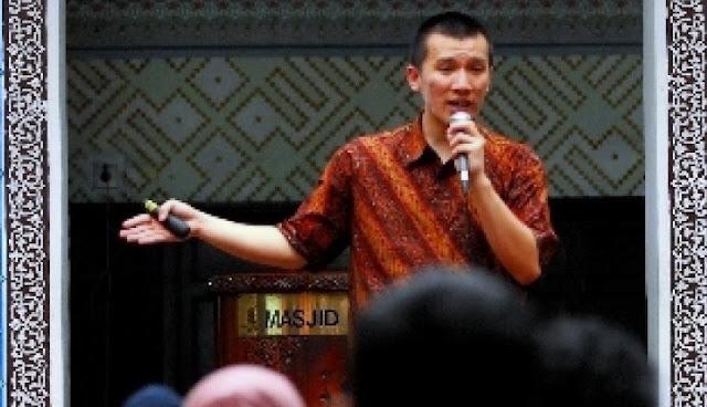 Sentil Menag, Felix Siauw: Curigain Good-Looking yang Demen ke Masjid Itu Jahat, Pak