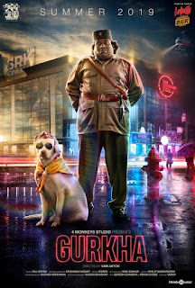 Gurkha 2019 Hindi Dubbed 1080p WEBRip