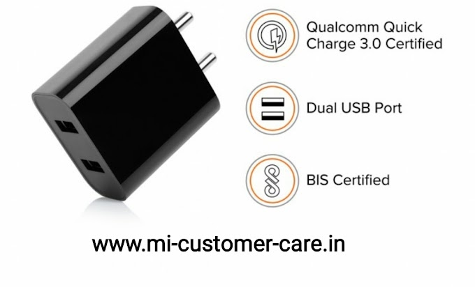 What is the price review of Mi 18W Dual Port Charger?
