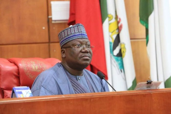 Senate President Lawani Makes His First Appointment, Guess Who?