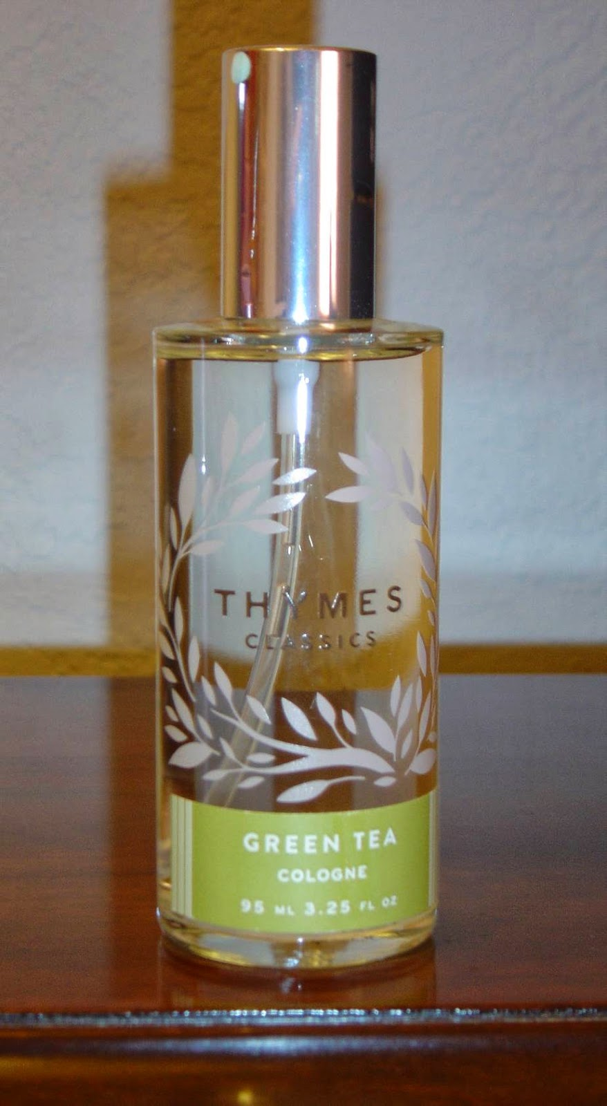 Thymes Classics Green Tea Cologne