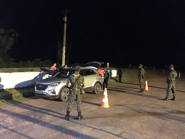 Ações do Exército Brasileiro em Guajará-Mirim e no Rio Guaporé apreendem munição de diferentes calibres