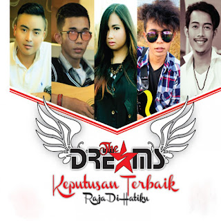 The Dreams - Raja Dihatiku MP3