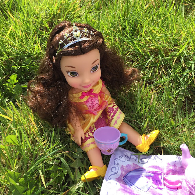 Disney Princess Toddler Doll Belle