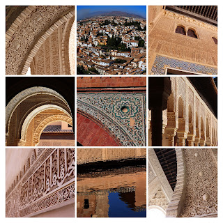 Visit the Alhambra in Granada on our Cycling Country Bike AndalucianTour