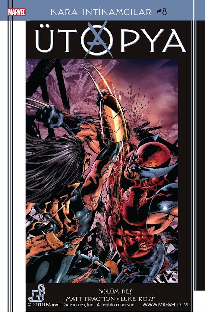 Ütopya Avenger X-Men #5