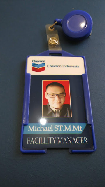 Id Card Staff Chevron