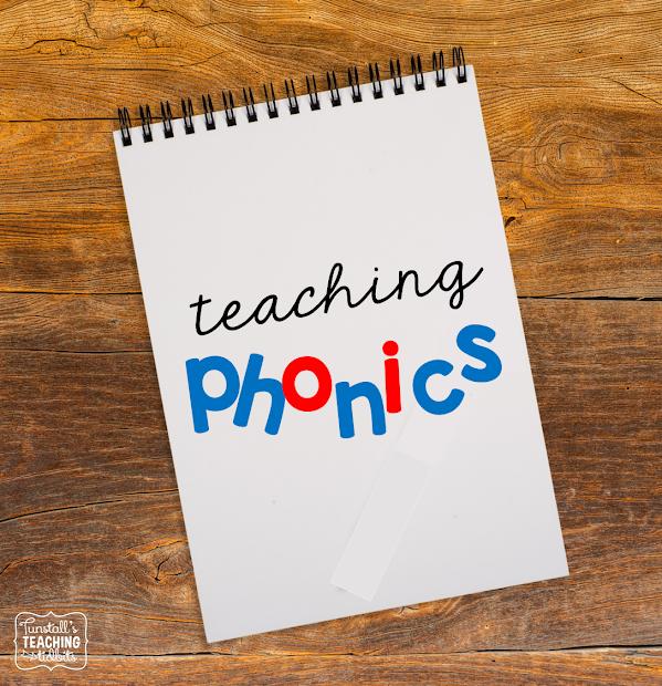 Lesson Planning Ideas Teaching Phonics - Tunstall'