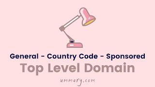 Jenis top level domain