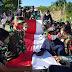 Pembentangan Bendera 1,5 Km di Jembatan Youtefa, Kasrem 172/PWY : Menyatukan Seluruh Elemen Masyarakat