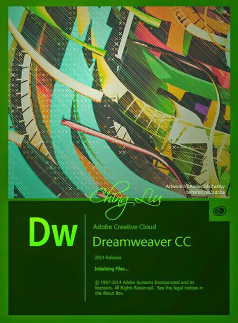 Adobe Dreamweaver CC 2014 14 Build 6733 Ink Crack Free Download