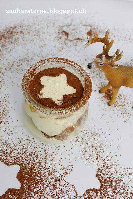Weihnachtsdessert, Adventsdessert, Foodblog Schweiz