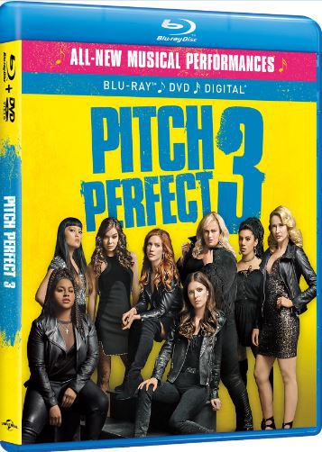 Pitch Perfect 3 2017 English 720p BRRip 850MB ESubs