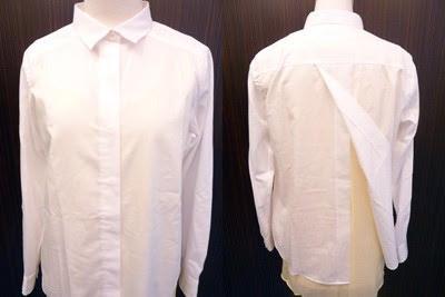 BACCAのシャツ