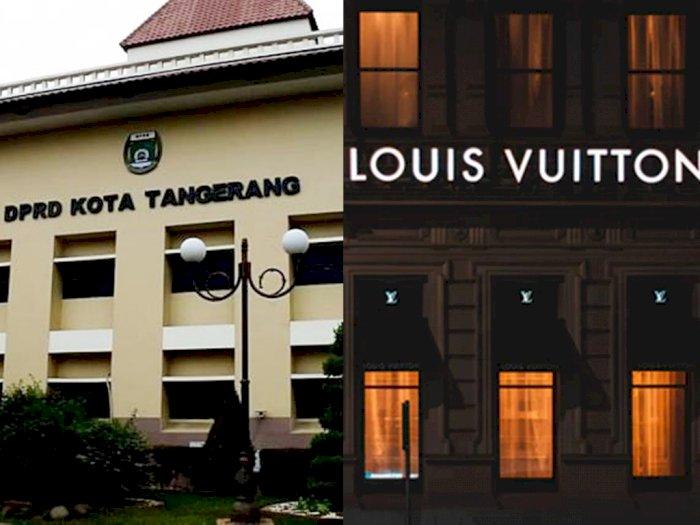 Ditanya Soal Anggaran Baju Dinas 'Louis Vuitton', Sekretaris DPRD Tangerang: Ya Saya Kan Juga Gak Tahu
