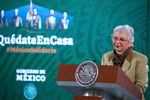 Implementa Gobierno de México acciones para fortalecer sistema de justicia, informa secretaria de Gobernación